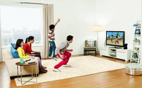 Активные видеоигры укрепляют здоровье детей