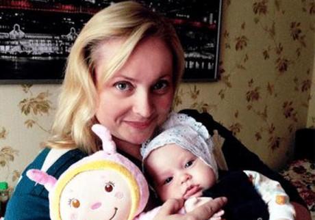 Дочке Светланы Пермяковой уже 5 месяцев