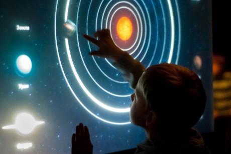 ATMASFERA 360 представляет космическую рождественскую историю