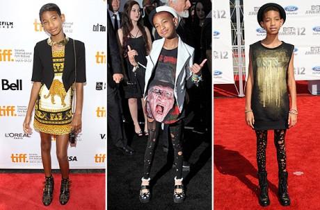 Кто они: самые стильные звездные детки-2012?
