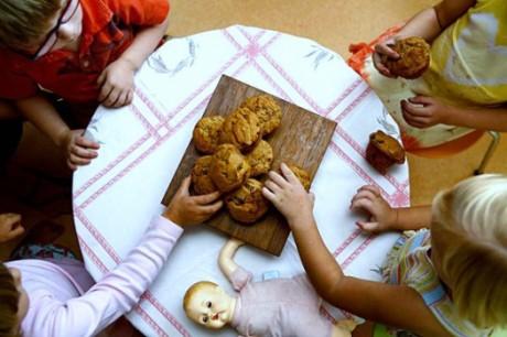 Можно ли давать малышам детское печенье?